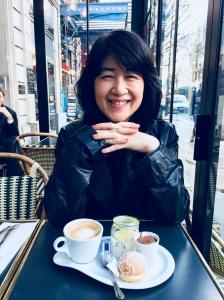 藤光さんとカフェ