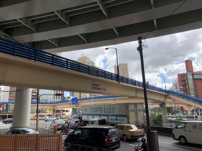 2018-08-23 凄い歩道橋